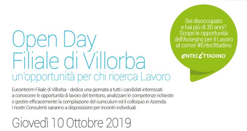 Open Day Eurointerim Villorba