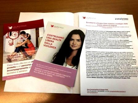 Eurointerim e Gruppo Polis insieme a sostegno delle donne vittime di violenza
