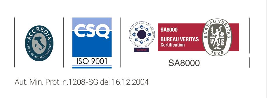 certificazioni 2021
